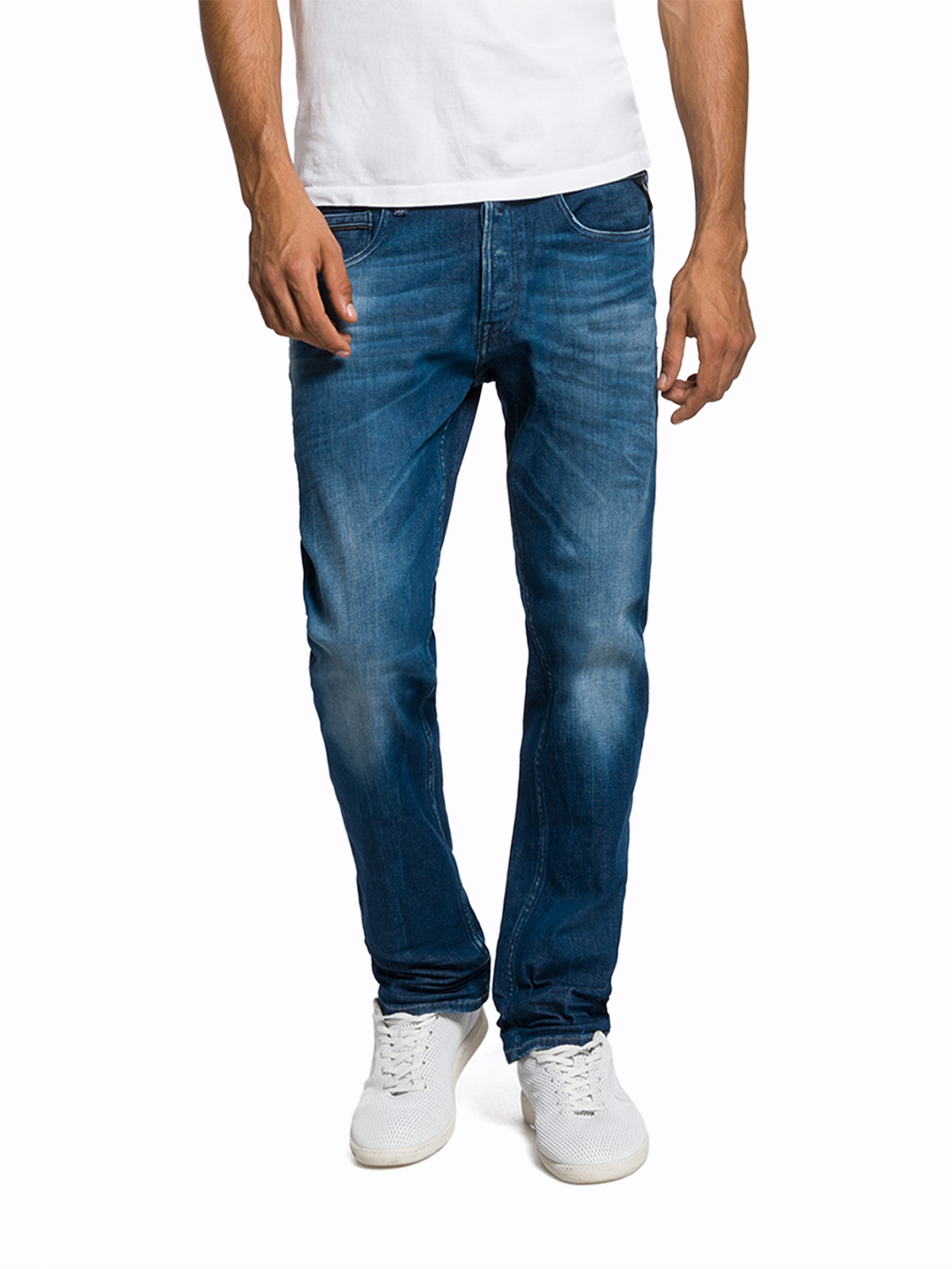 Παντελόνι Replay Grover Regular Slim fit