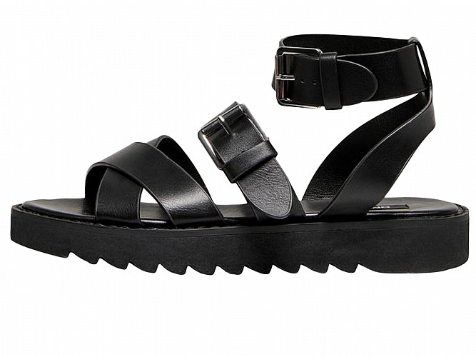 Γυναικεία Παπούτσια ONLY | Malu-3 PU Chunky Wrap Sandal | Womens Shoes