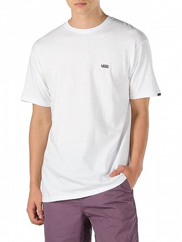 Ανδρικές Μπλούζες Vans | Left Chest Logo Tee | Mens T-Shirts