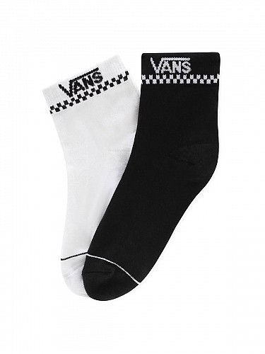 Unisex Κάλτσες Vans | Peek-A-Check 2pack 38.5-42 | Socks